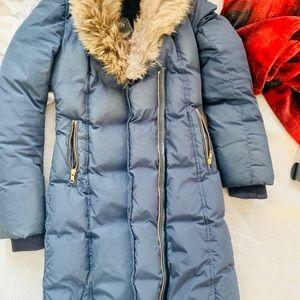 Maackage winter navy coat